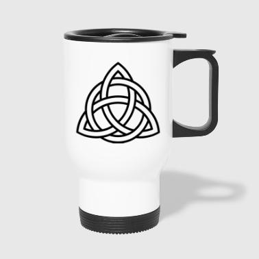 Celtic knots - Celtic symbol - Travel Mug