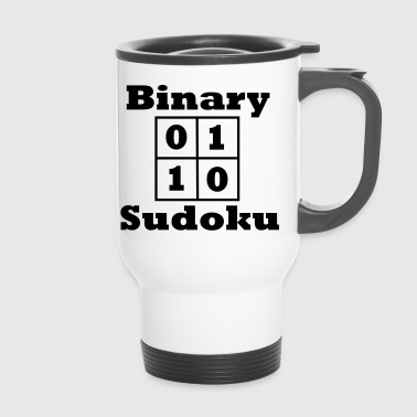 Binary Sudoku - Travel Mug