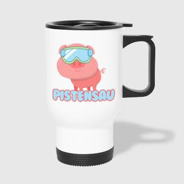 pistensau - Travel Mug
