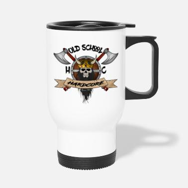 Metalcore Old School metalcore Color - Travel Mug