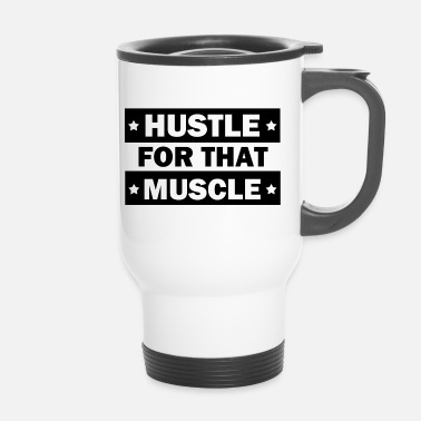 Muscle muscles - Mug thermos