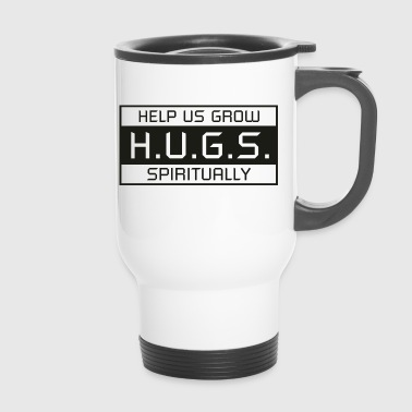 HUGS - Thermo mok