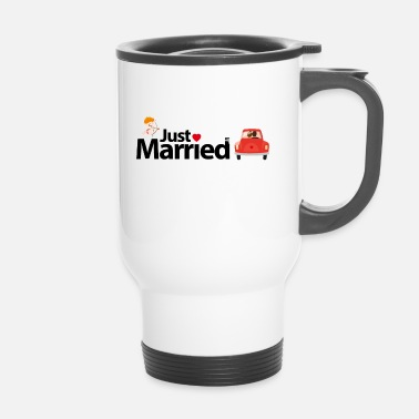 Just Just Married - Tazza termica