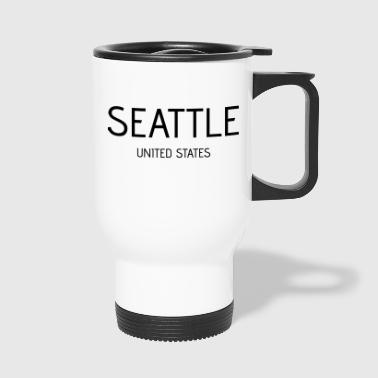 Seattle - Thermobecher