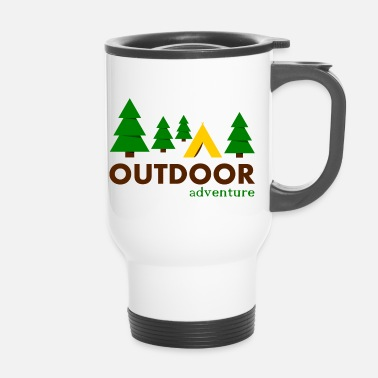 Outdoor Outdoor Adventure Camp - Mug thermos