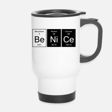 Nice Nice - Be Nice - Travel Mug
