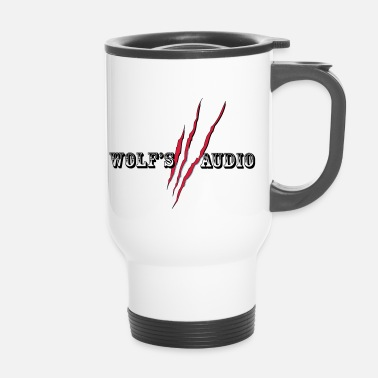 Audio l audio de loup - Mug thermos