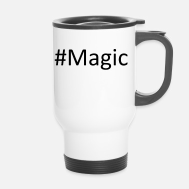 Mágico #Magic - Taza termo