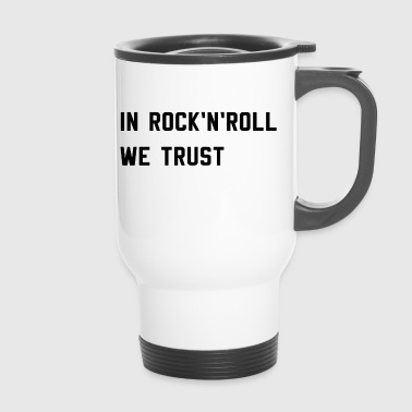 Rock n roll - Thermobecher