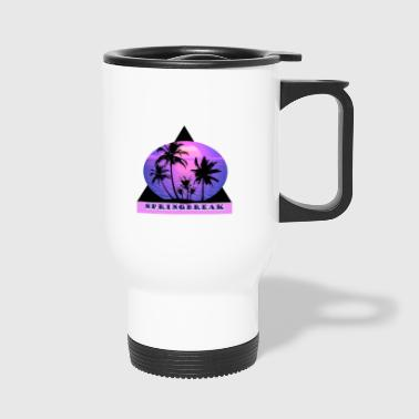 Spring Break - Mug thermos
