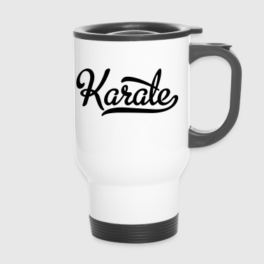 karate - Thermobecher