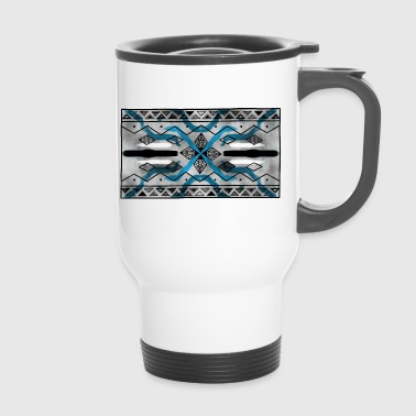 tribal - Taza termo