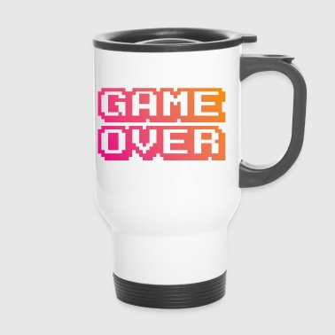 Game Over - Taza termo