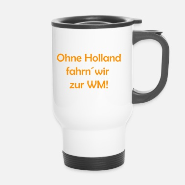 Holland Zonder Holland - Thermo mok