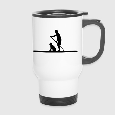 Stand Up Paddle Paddle Stand Up Paddle Surf SUP - Mug thermos