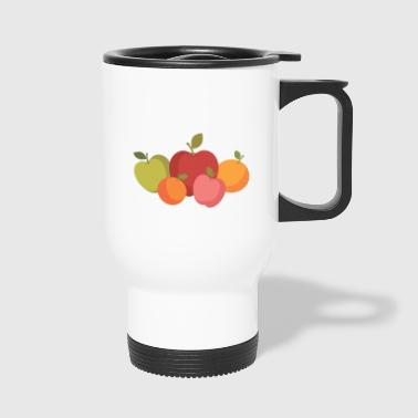 Fruits / Fruits - Travel Mug