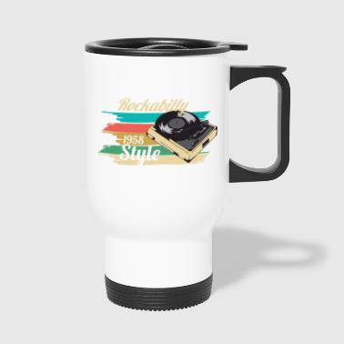 rockabilly - Mug thermos
