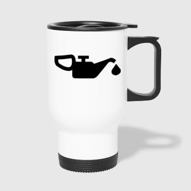 Oil - Travel Mug