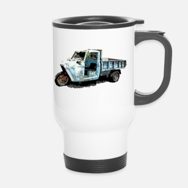 Vehicle Tricycle vehicle - Travel Mug