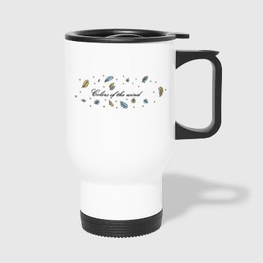 Colors of the wind - Travel Mug