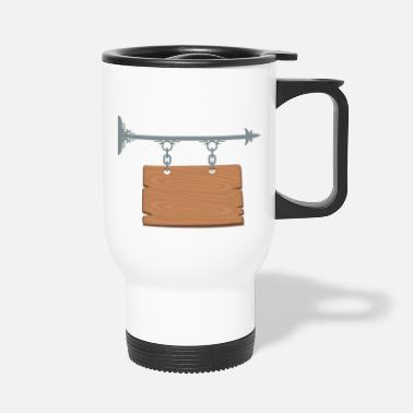Shield Shield - Travel Mug