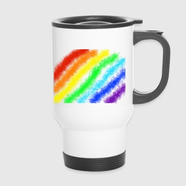 Rainbow flag - Travel Mug