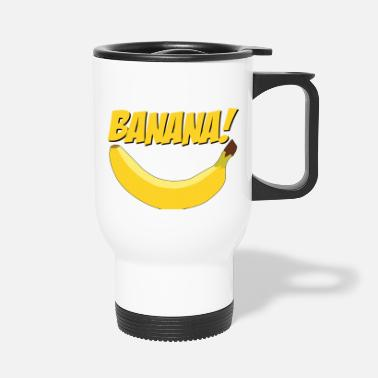 Banana Banana banana - Travel Mug