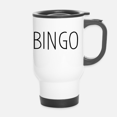 Bingo bingo - Travel Mug