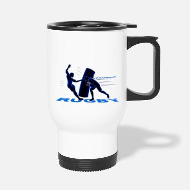 Lyon Rugby Toulousain RUGBY TRAINING - Travel Mug