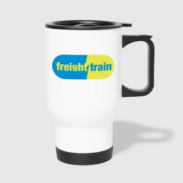 Transport ferroviaire - Mug thermos