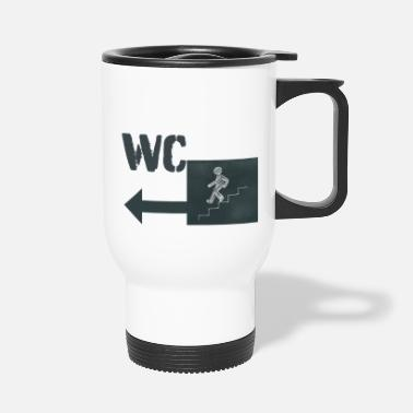 Wc WC - Travel Mug