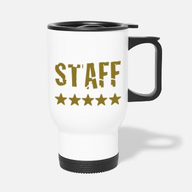 Staff staff - Thermobecher