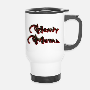 Heavy Metal Heavy Metal - Taza termo