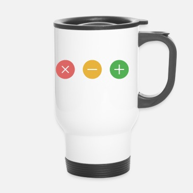 Ordinateur Ordinateur - Mug thermos