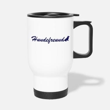 Dog Friend Dogs friend - Travel Mug