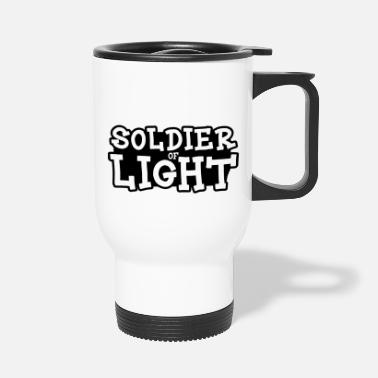 Underground Soldier of Light - Travel Mug