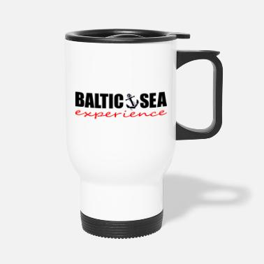 Baltic Sea BALTIC SEA EXPERIENCE Baltic Sea Island Rügen - Travel Mug