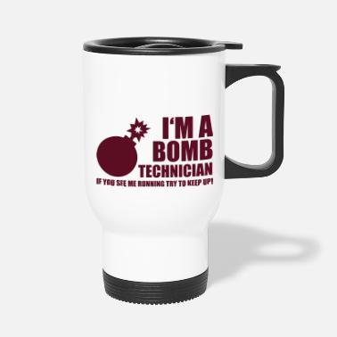Bombe bomb - Thermobecher