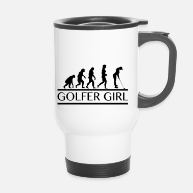 Golf Golfista Golf Evolution Golf Golf - Taza termo