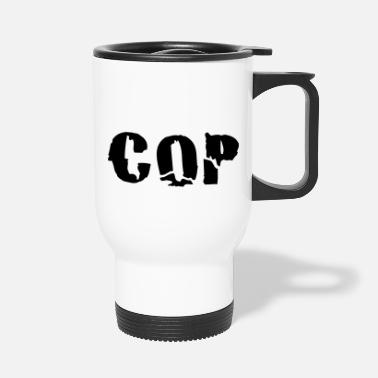 Cop cop - Thermobecher