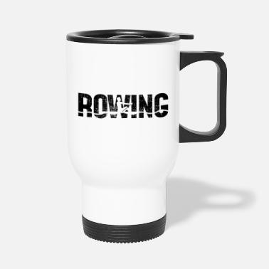 Water Sports Rowing sport water sports - Travel Mug