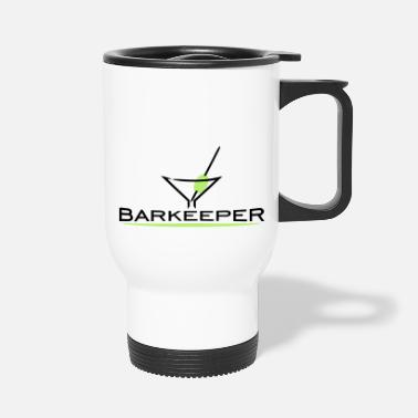 Coctail Bartender Coctail Glass (2c) - Travel Mug