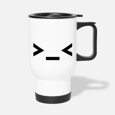 Expression expression motive - Travel Mug