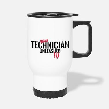Schublehre Wilder engineers unleashed - Travel Mug