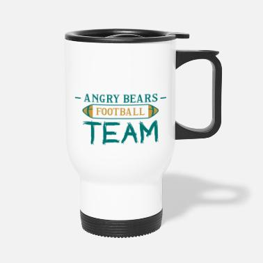 American Football Team American Football Team - Travel Mug