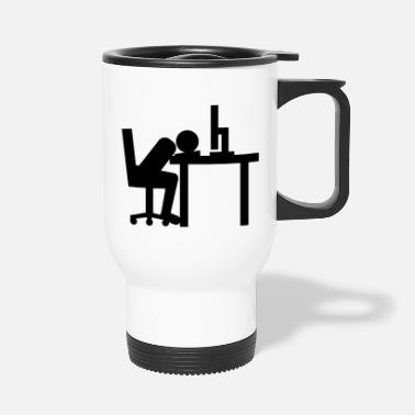 Afk afk - Travel Mug