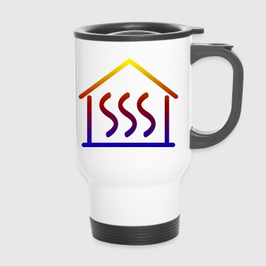 Heating house - Travel Mug