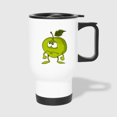 Sour apple - Travel Mug