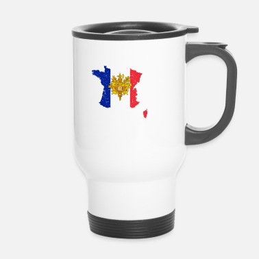 Coupe Du Monde France France Coupe du Monde de Football - Mug thermos