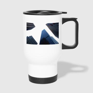 architecture - Travel Mug